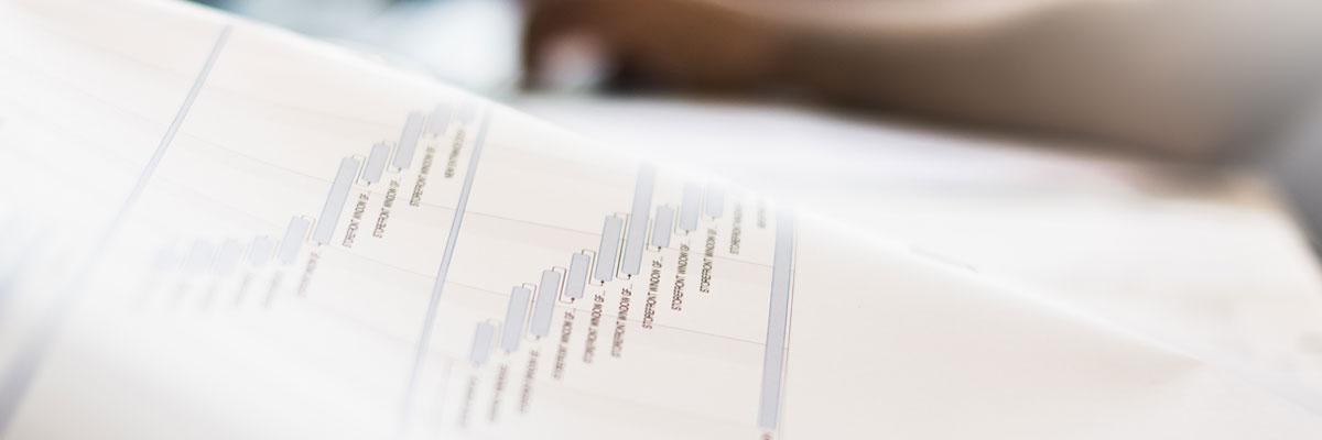 Projektmanagement Timeline